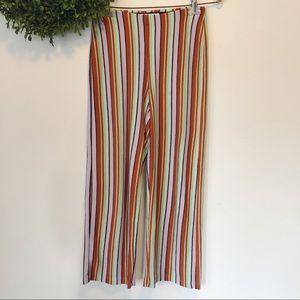 Urban Outfitters | Striped Boho Pants